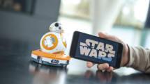 球状ドロイド「BB-8 by Sphero」、『フォースの覚醒』のDVDを一緒に見ると、シーンに合わせて動き出す新機能が追加。