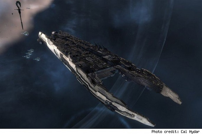 EVE Online balancing effort aims to return ships to proper roles