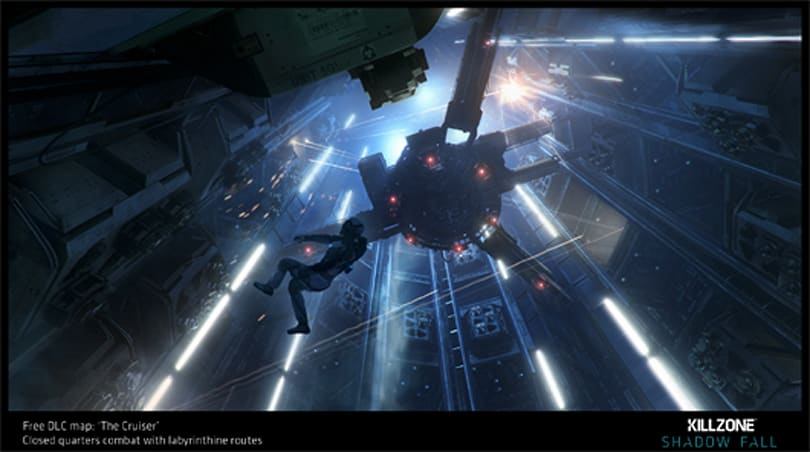 Killzone: Shadow Fall's first pair of free multiplayer maps revealed