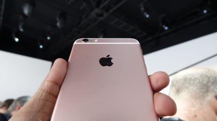 iPhone 6s / 6s Plus実機ギャラリー。新色ローズゴールドはこんな色
