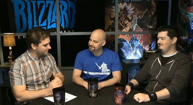Heroes of the Storm Developer Q&A highlights