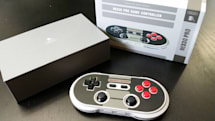 Play your favorite games with this NES-inspired controller