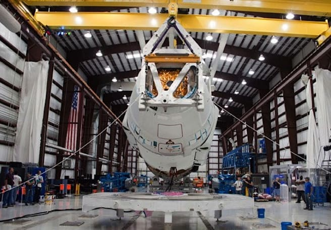 PSA: Space X streaming test-firing of Falcon 9 at 2:30pm ET / 11:30am PT (update: video)