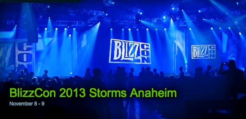 BlizzCon 2013 contests announced