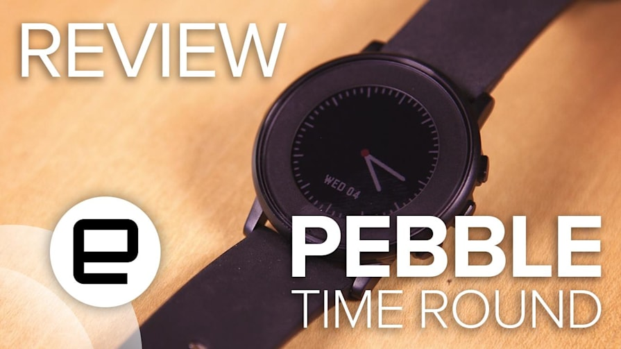 Pebble Time Round: Quick Review