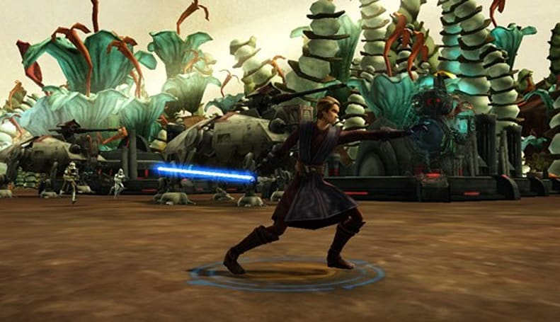 E3 2011: Clone Wars Adventures redefines tower defense