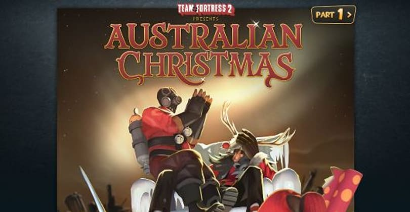 Team Fortress 2 update rings in second annual Australian Christmas