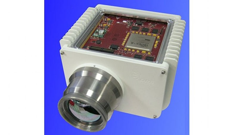DARPA flaunts HD heat vision camera small enough to carry into battle