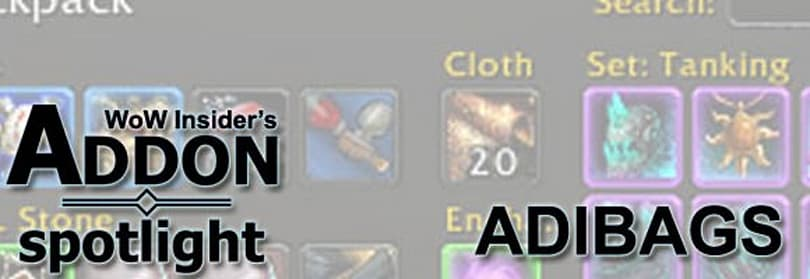 Addon Spotlight: Customize without hassle with AdiBags