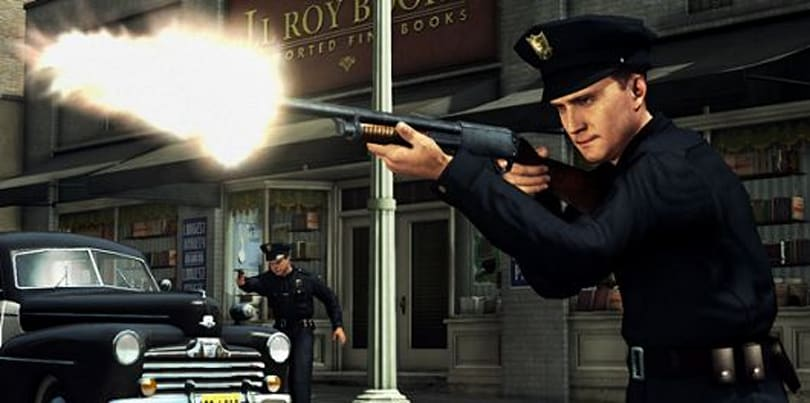 Take-Two earns $107m in second fiscal quarter, thanks to L.A. Noire