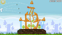 Angry Birds officially lands on Android, made free for all