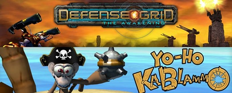This Wednesday: Defense Grid awakens Yo-Ho KaBlammo on XBLA