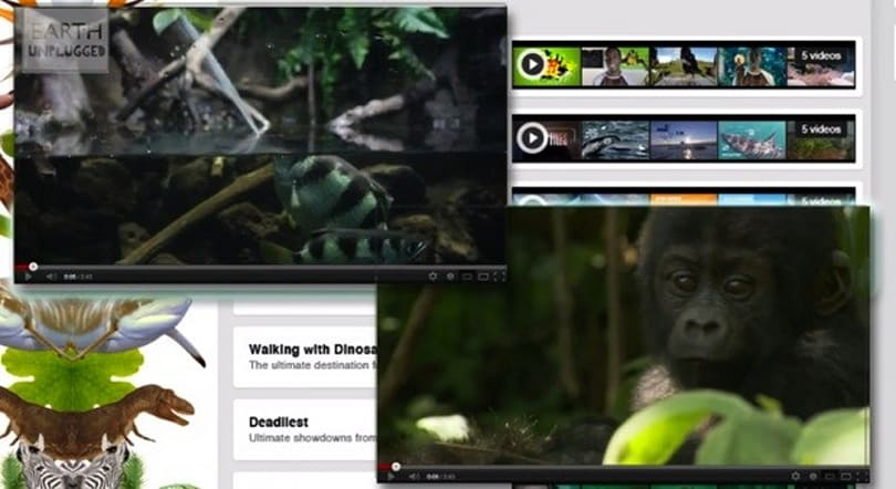 BBC launches Earth Unplugged channel on YouTube, gives us online nature beyond the cat clips (video)