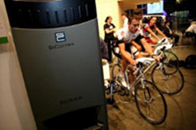 The bicycle-powered supercomputer