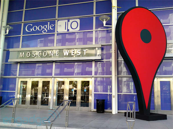 Google posts video highlights of I/O 2012, for those craving one last sugary fix