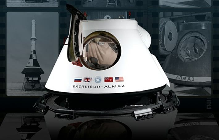 Excalibur Almaz wants to offer the first private trip to the Moon -- provided you've got £100 million