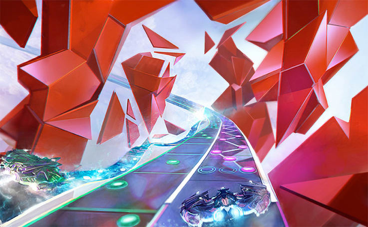 Harmonix scores Freezepop, Super Meat Boy composer, more for Amplitude