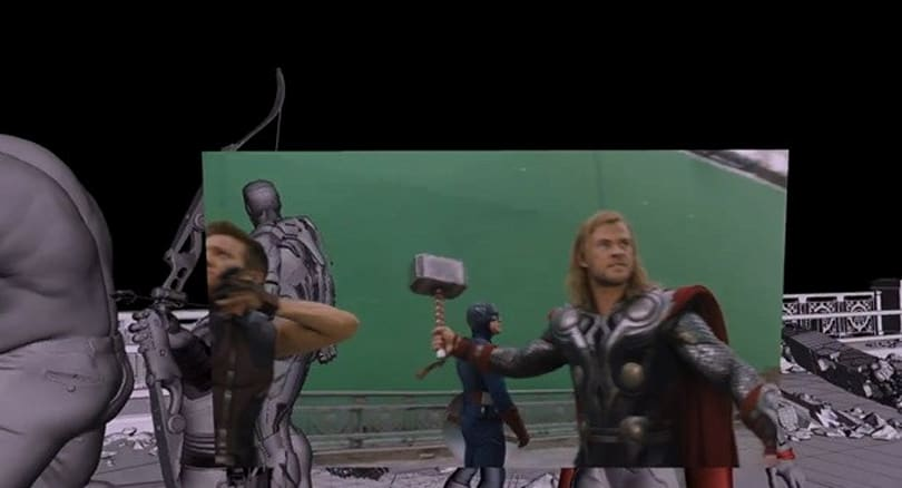 Did you think 'The Avengers' finale was shot in New York? Think again (video)