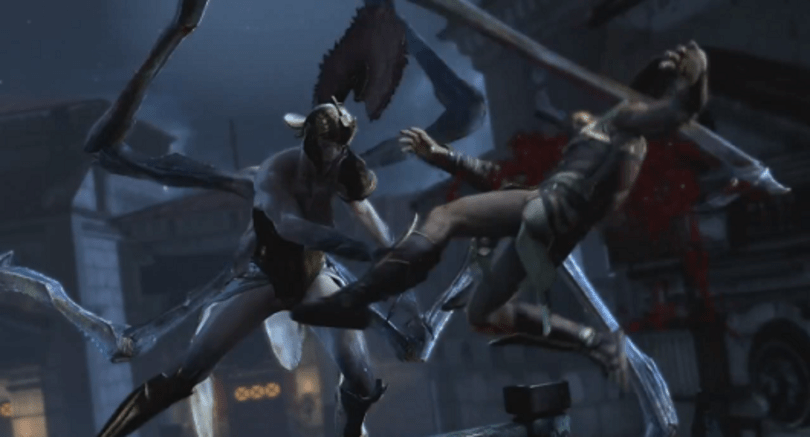 New God of War: Ascension trailer is Fury-ous