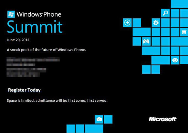 Microsoft offers a sneak peek at Windows Phone, we'll be liveblogging at 12pm ET!