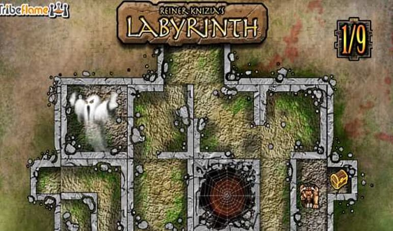 App Review: Reiner Knizia's Labyrinth leads us to a solid puzzle game