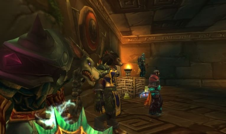 Shifting Perspectives: Druid tanking and healing the new Zul'Gurub