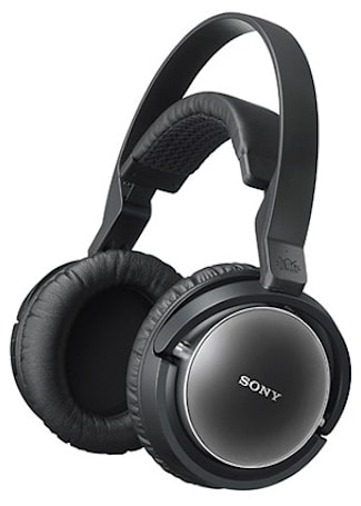 Sony's MDR-DS7100 7.1 channel cans cut the cord