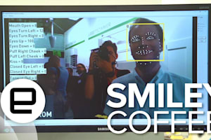 IFA 2015: Smile for Your Coffee