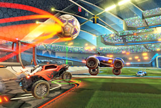 'Rocket League' gets cross-network play for Xbox One and PC