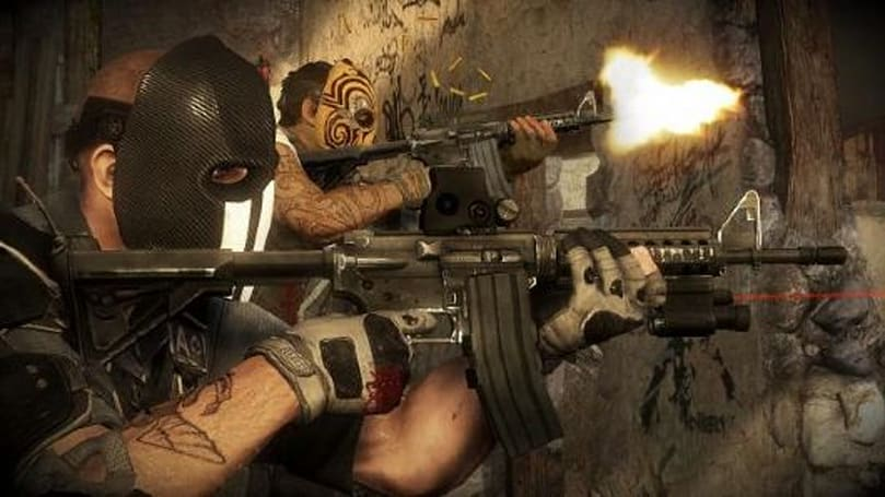 Tell a friend: Army of Two: The Devil's Cartel co-op demo March 12