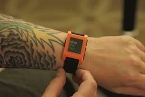 Pebble Hands-on