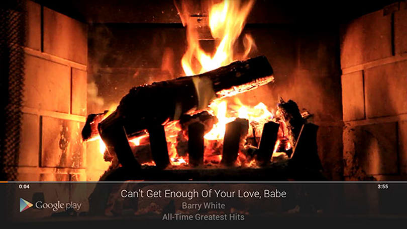 Chromecast's Fireplace Visualizer hopes to set hearts aflame on Valentine's Day