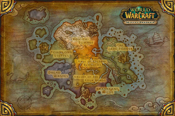 Mists of Pandaria beta opt-in and official FAQ