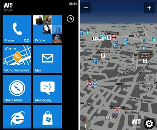 Nokia Drive, Transport features revealed, not yet heading to a Lumia near you