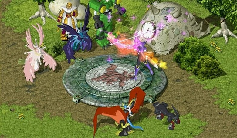 Digimon Battle launches, adds new content