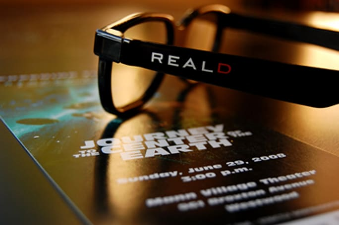 RealD's 3D capabilities coming to 100 Dickinson theatres