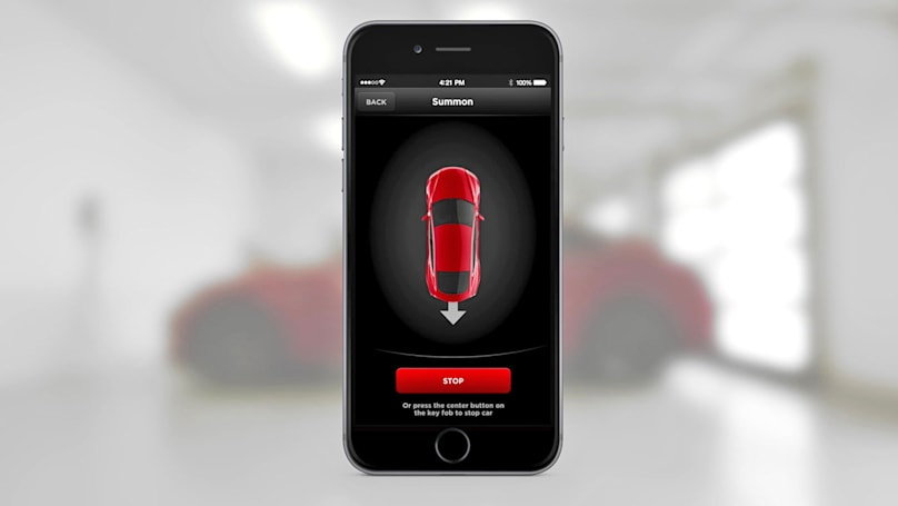 Tesla update helps users avoid self-parking mistakes