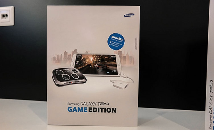 Samsung's GamePad to arrive in a Galaxy Tab 3 Game Edition bundle