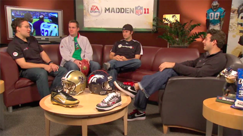 Madden NFL 11 dev diary is all about gameplay