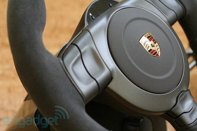 Fanatec Porsche GT2 wheel and Clubsport pedals review