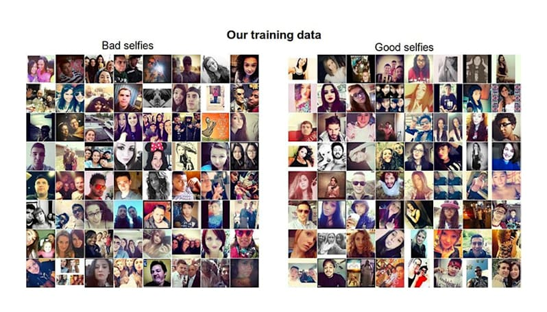 This selfie AI is trained to know a good shot from a bad one