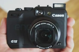 Canon PowerShot G15 Hands-On
