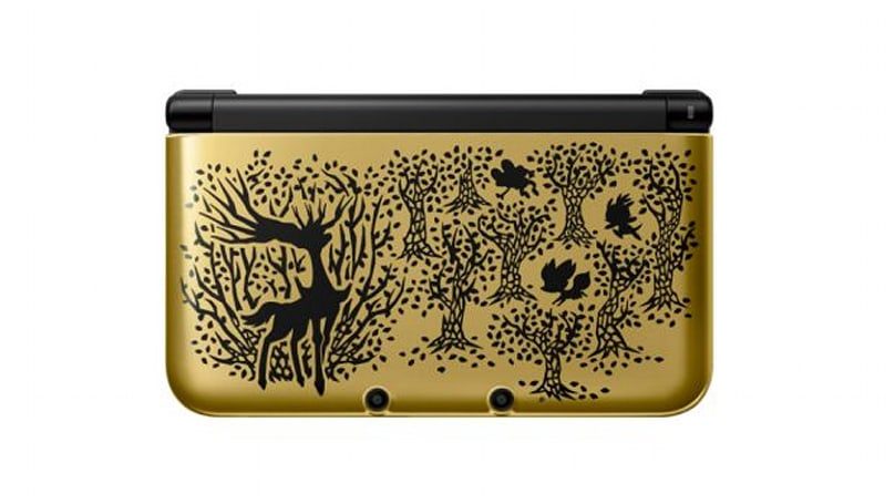 Japan gets a pair of exclusive Pokemon X and Y 3DS XLs, world seethes with envy