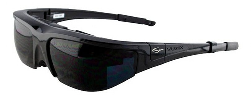 Vuzix Wrap 1200VR video eyewear does 3D with head-tracking for $600, now available