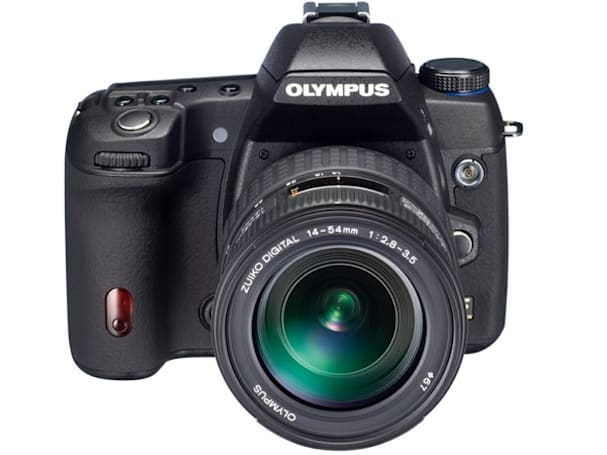 Olympus outs mid-range Four Thirds E-A1 and Micro Four Thirds prototype