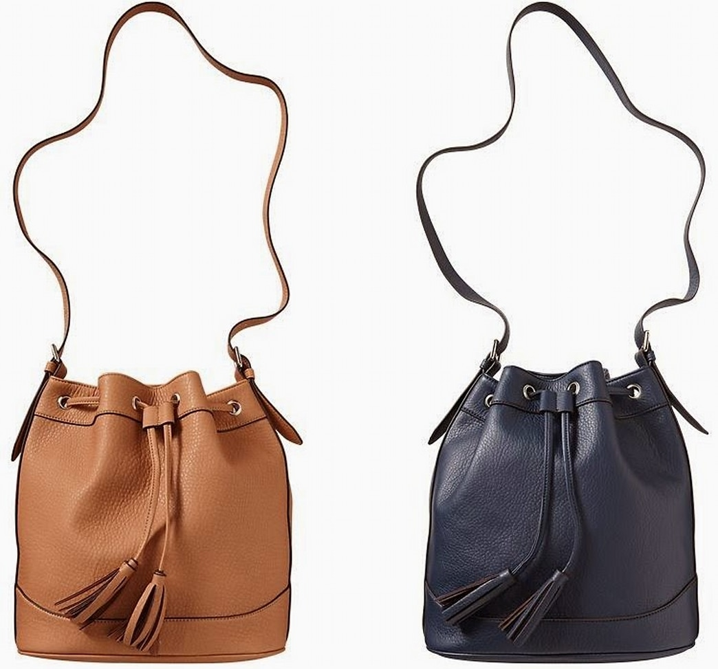 May purse pick: Old Navy's bucket bag