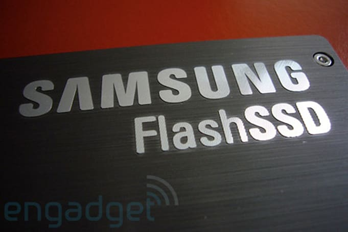 Samsung's 64GB SSD: better, faster, stronger