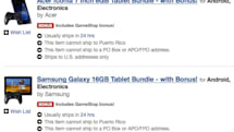 GameStop gives in to its sweet tooth, stocks Android tablets at over 1,600 stores
