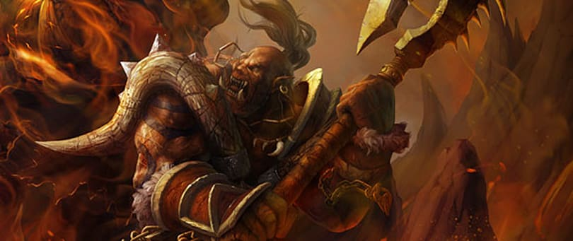 Reminder: Get your Garrosh heirlooms while you still can