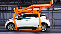 Chevy is getting the Bolt EV ready for production